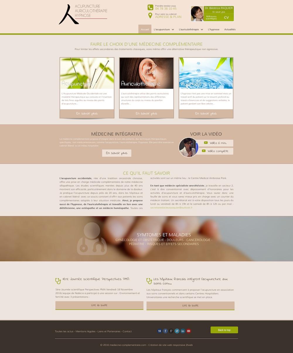 site de medecine
